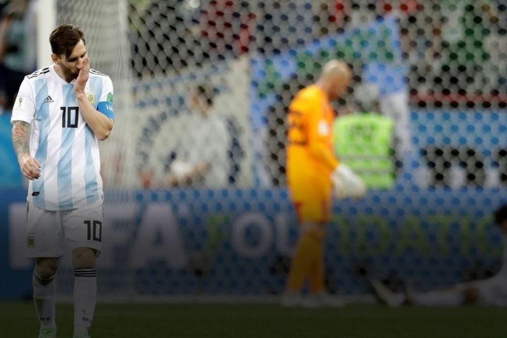 Musa le da la victoria a Nigeria y brinda ilusión a Argentina